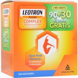 LEOTRON COMPLEX CAPSULAS 90 + 30 gratis.