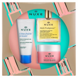 NUXE COFRE ESENCIALES ROSTRO PACK