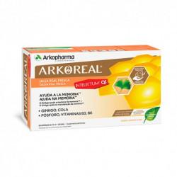 ARKOREAL JALEA REAL FRESCA INTELECTUM MEMORIA 20 AMPOLLAS