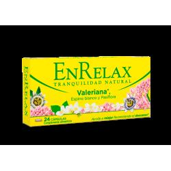 ENRELAX 24 CAPSULAS