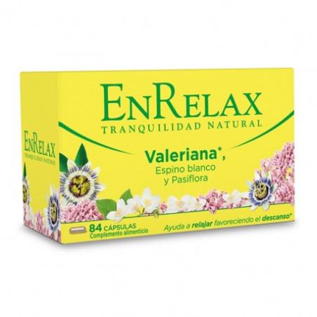 ENRELAX 84 CAPSULAS
