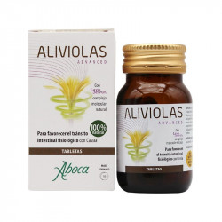 ABOCA ALIVIOLAS ADVANCED TRANSITO INTESTINAL TABLETAS