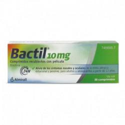BACTIL 10MG 20 COMPRIMIDOS RECUBIERTOS
