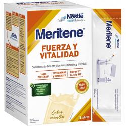 MERITENE FUERZA Y VITALIDAD 15 SOBRES