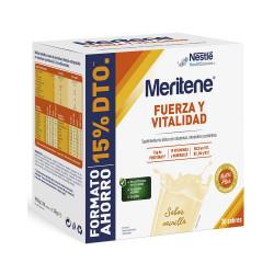 MERITENE FUERZA Y VITALIDAD PACK AHORRO VAINILLA 30 SOBRES
