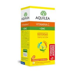 AQUILEA VITAMINA C + ZINC COMPRIMIDOS EFERVESCENTES