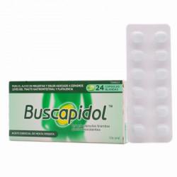 BUSCAPIDOL 0,2ML CÁPSULAS BLANDAS GASTRORRESISTENTES