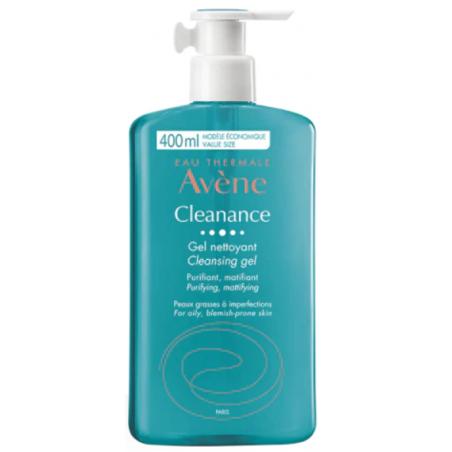 AVENE CLEANANCE GEL LIMPIADOR 400 ML