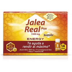 JUANOLA JALEA REAL PLUS ENERGY 1500MG 14 VIALES