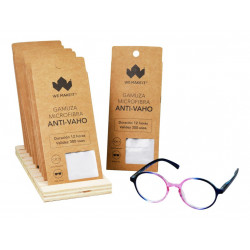WE MAKE IT GAMUZA MICROFIBRA ANTI-VAHO PARA GAFAS