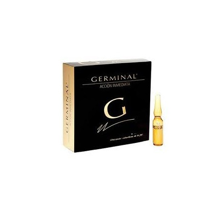GERMINAL ACCION INMEDIATA 1,5 ML 1 AMP