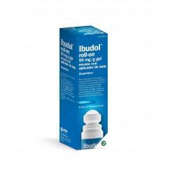 IBUDOL 50 mg/g ROLL-ON