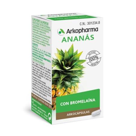 ARKOCAPSULAS ANANAS CAPSULAS
