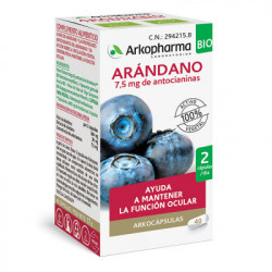 ARKOCAPSULAS ARANDANOS 40 CAPSULAS