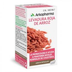 ARKOCAPSULAS LEVADURA ROJA DE ARROZ 45 CAPSULAS