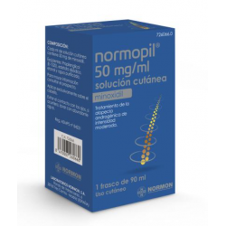 NORMOPIL 50 MG/ML MINOXIDIL