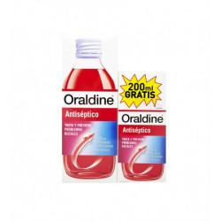 ORALDINE ANTISEPTICO 400 ML + 200ML GRATIS