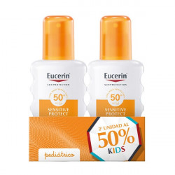 DUPLO EUCERIN SUN PACK KIDS SPRAY SOLAR FPS 50+