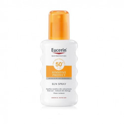 EUCERIN SUN SPRAY SENSITIVE PROTECT SPF 50+ 200ML