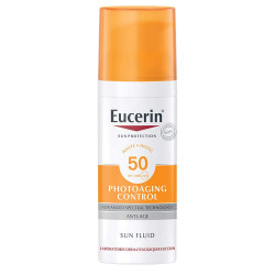 EUCERIN SUN FLUID PHOTOAGING CONTROL SPF50+ 50ML