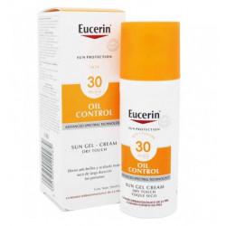 EUCERIN SUN GEL CREMA OIL CONTROL DRY TOUCH SPF30 50ML
