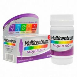 MULTICENTRUM MUJER 50+ COMPRIMIDOS
