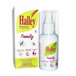 HALLEY REPELENTE INSECTOS FAMILY 100ML