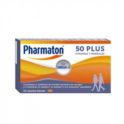 PHARMATON 50 PLUS CON OMEGA3