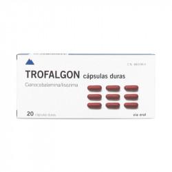 TROFALGON CAPSULAS DURAS