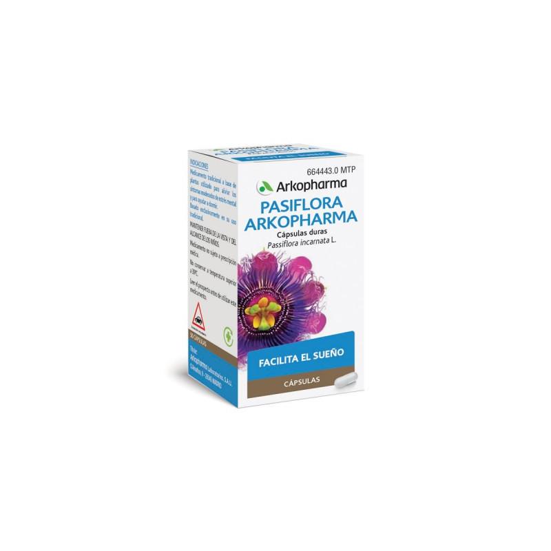 ARKOCAPSULAS PASIFLORA 300 mg CAPSULAS DURAS