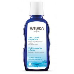 WELEDA 2 EN 1 LOCION LIMPIADORA 100ML
