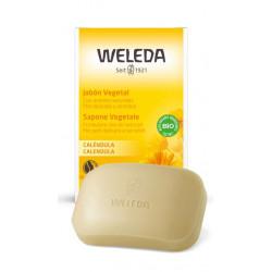 WELEDA JABON VEGETAL DE CALENDULA 100G
