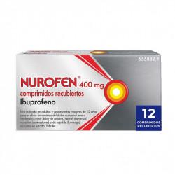 NUROFEN 400 mg COMPRIMIDOS RECUBIERTOS