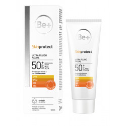 BE+ SKIN PROTECT ULTRA FUIDO FACIAL 50+SPF 50ML