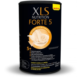 XLS NUTRITION FORTE 5 BATIDO QUEMGRASAS 400G