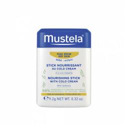 MUSTELA STICK NUTRITIVO COLD CREAM Y CERA ABEJA 9,2G