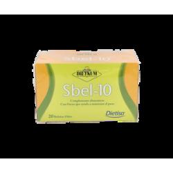 DIETKUM SBEL-10 OBESIDAD 20 UNIDADES