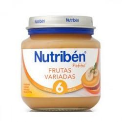 NUTRIBEN INICIO FRUTAS VARIADAS INICIO 130 G