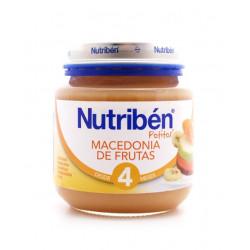 NUTRIBEN INICIO MACEDONIA DE FRUTAS INICIO 130 G