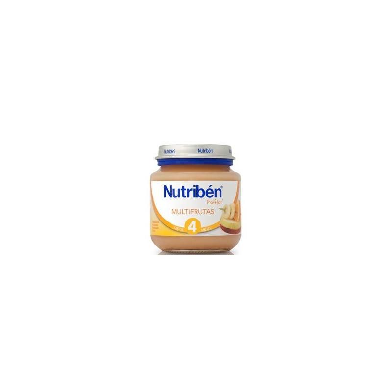 NUTRIBEN INICIO MULTIFRUTAS INICIO 130 G