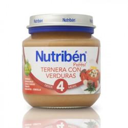NUTRIBEN INICIO TERNERA CON VERDURA INICIO 130 G