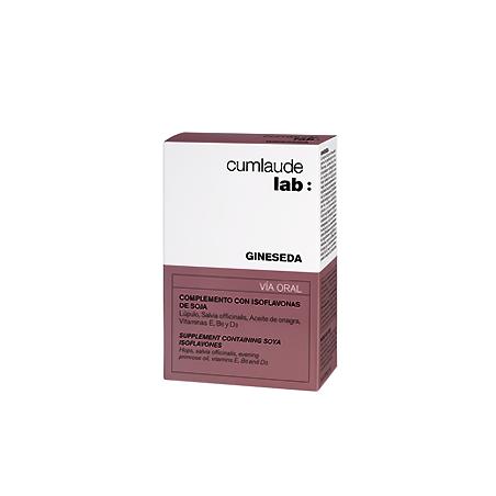GINESEDA CUMLAUDE 30 CAPS