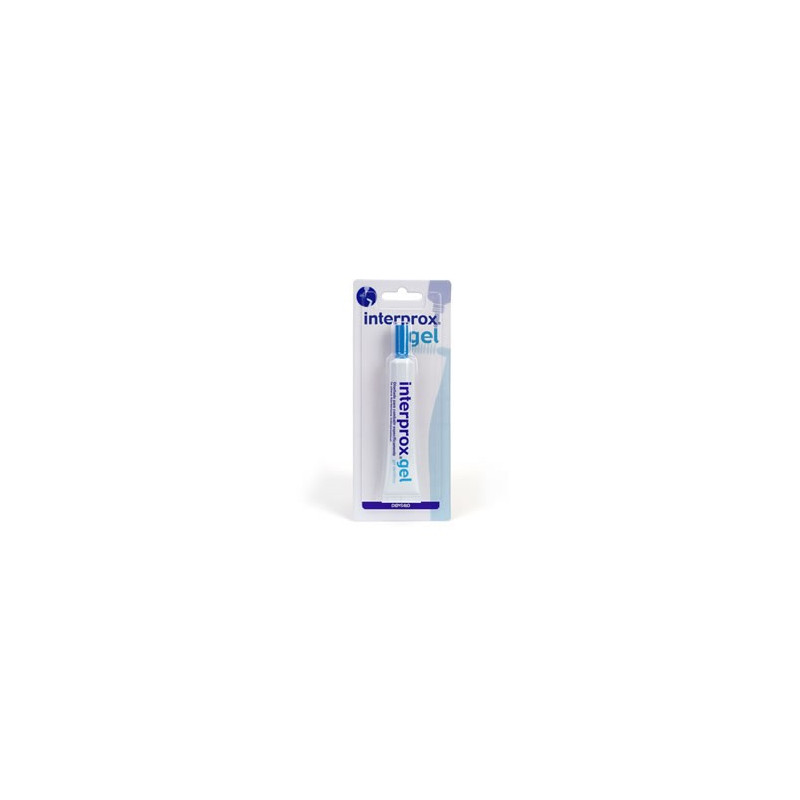 INTERPROX GEL DENTIFRICO 20 ML
