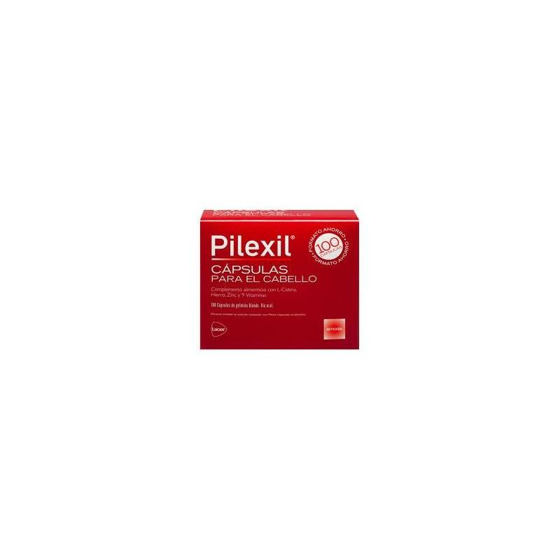 PILEXIL 100 CAPS
