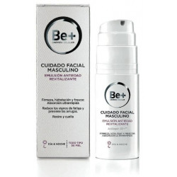 BE+ EMULSION ANTIEDAD REVITALIZANTE HOMBRE 50 ML