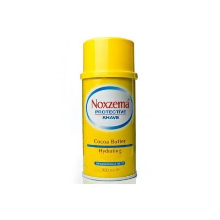 NOXZEMA PROTECTIVE SHAVE COCOA BUTTER Y VIT E 300 ML