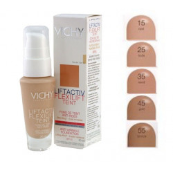VICHY FLEXILIFT TEINT MAQUILLAJE ANTIARRUGAS 30 ML 25 NUDE