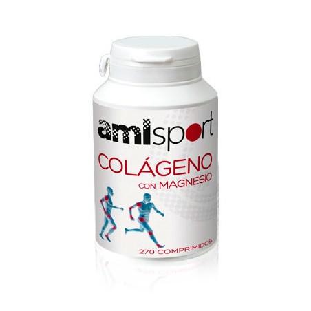 COLAGENO CON MAGNESIO SPORT 270 COMP