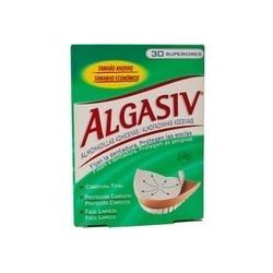 ALGASIV DENTADURA SUPERIOR 30 UNIDADES