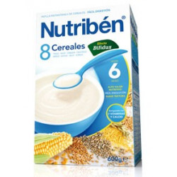 NUTRIBEN 8 CEREALES EFECTO BIFIDUS